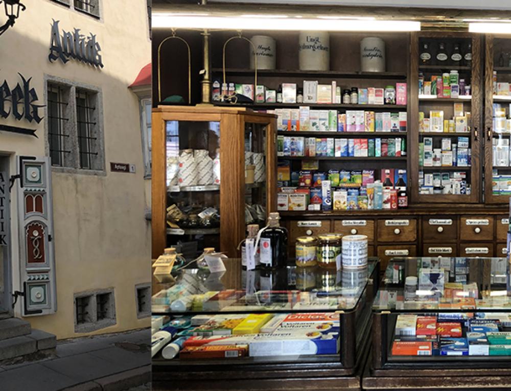 Sei secoli di farmacia