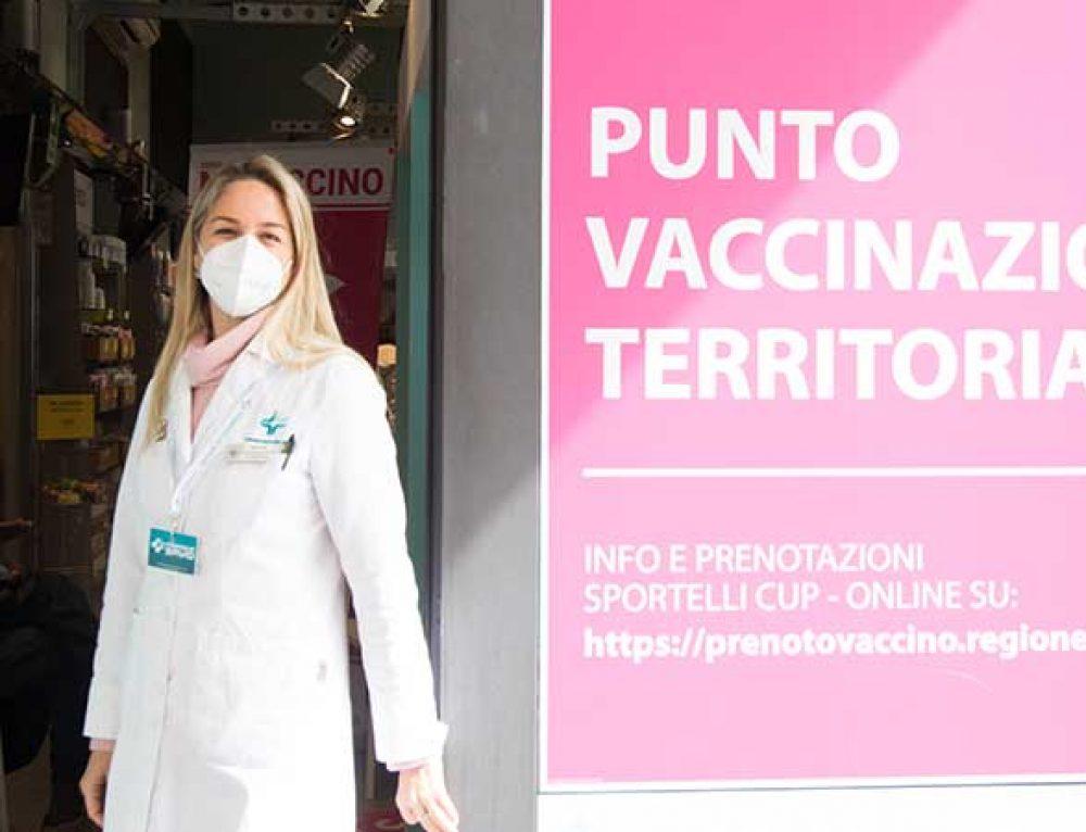 Vaccinazioni anti Covid in farmacia